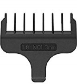 Wahl Attachment comb 3mm til 9818-016/116 Stainless Steel