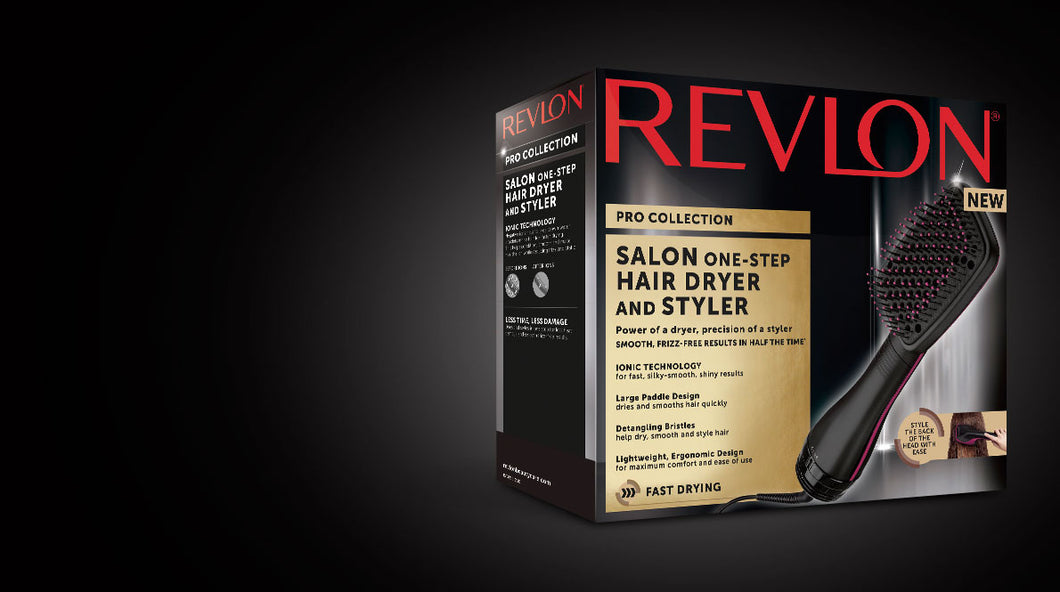Revlon Pro Collection One Step Dryer and Styler
