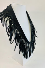 Load image into Gallery viewer, The 'Horseshoe' Fringe Necklace