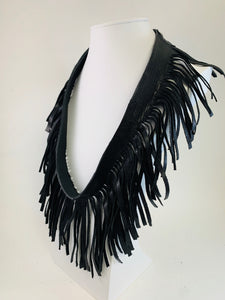 The 'Horseshoe' Fringe Necklace