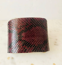 Load image into Gallery viewer, Python Cuff Bracelet