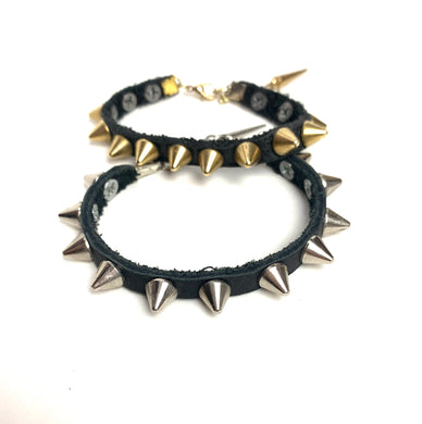 Scotty Spiked Bracelet