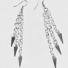 Load image into Gallery viewer, Dangle Layered Earrings
