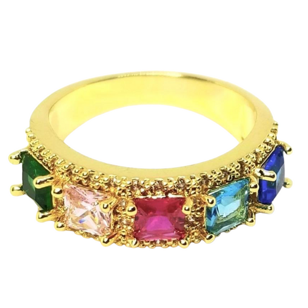Ariel Ring (Multiple Colors Available)