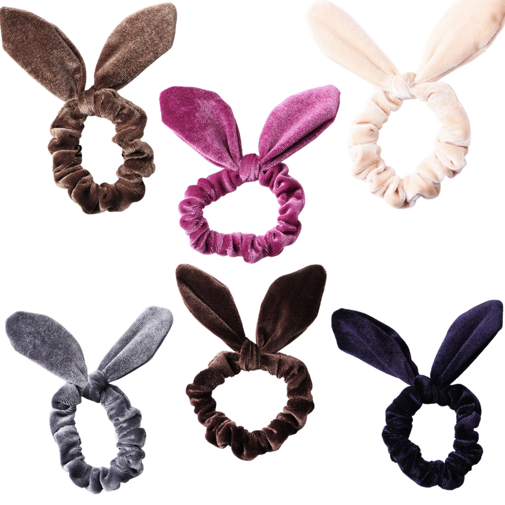Anastasia Hair Scarf Scrunchies