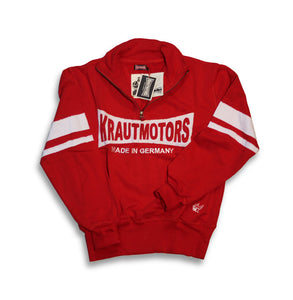 "Krautmotors ""Race-Sweater"" Rot"