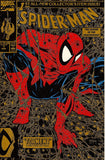 SPIDER-MAN #1 McFarlane Variant 4 Pack Bundle
