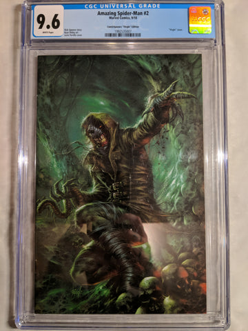 Amazing Spider-Man #2 CGC 9.6