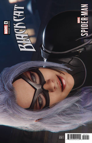 Black Cat #1 'Game' Variant