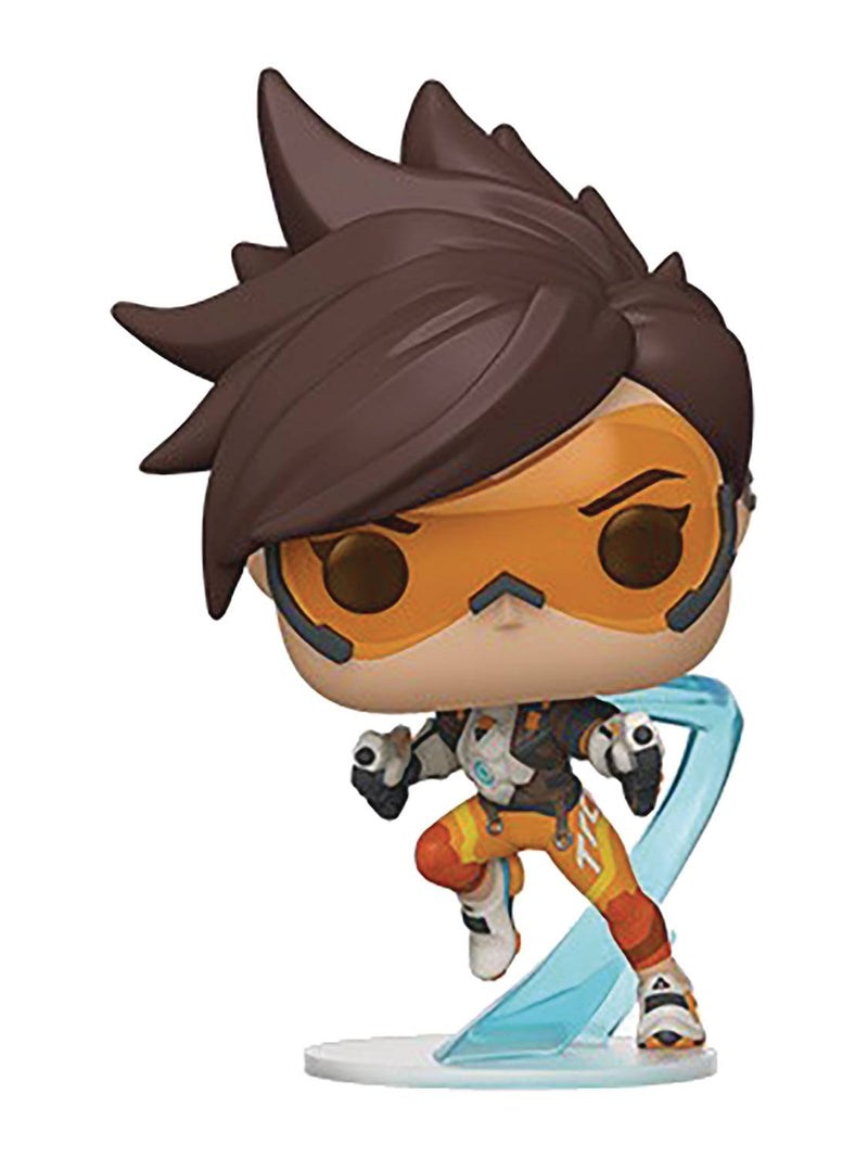 POP GAMES OVERWATCH 2 TRACER VINYL FIG