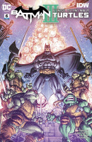 BATMAN TEENAGE MUTANT NINJA TURTLES III
