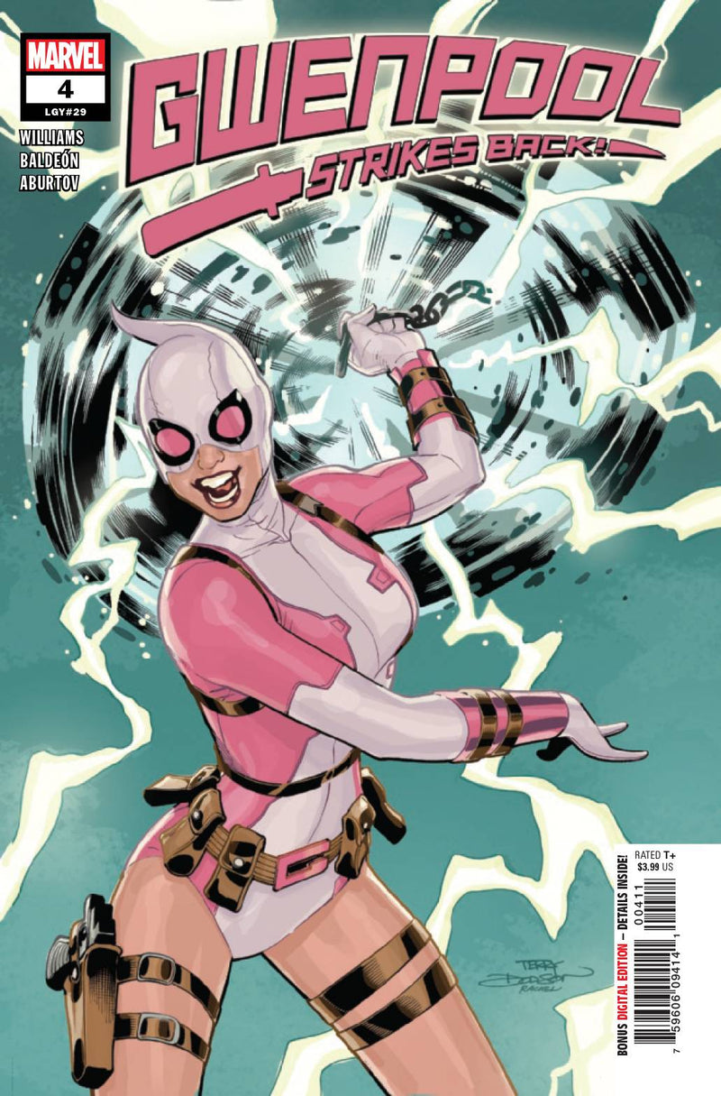 GWENPOOL STRIKES BACK