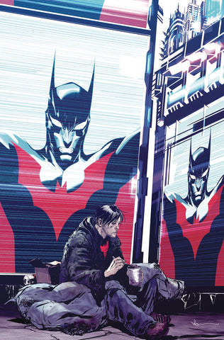 BATMAN BEYOND #39