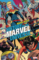 HISTORY OF MARVEL UNIVERSE