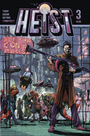 HEIST HOW TO STEAL A PLANET