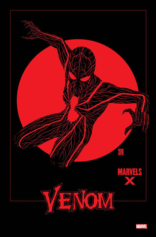 VENOM #22 CHRISTOPHER MARVELS X VAR