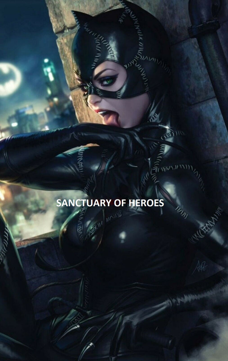 CATWOMAN 15 ARTGERM Cover B