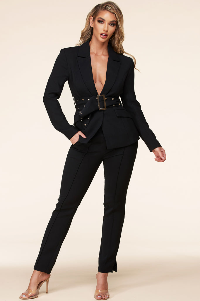 Boss Not Bossy Blazer Pant Set
