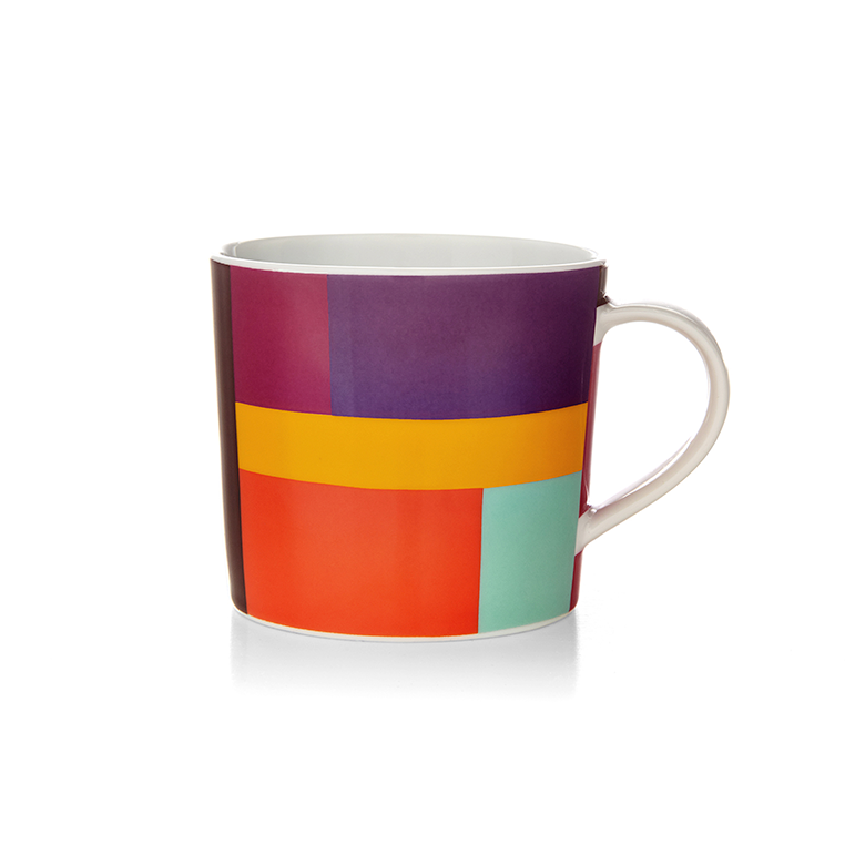 Patch Coffee Mug | Purple