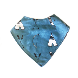 Dribble Bib | Bow & Arrow