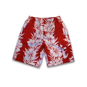 Boardies | Red Hawaiian