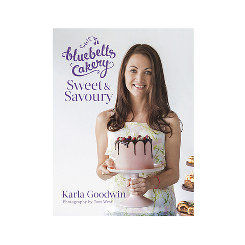 Sweet & Savoury - Bluebell's Cakery | Karla Goodwin