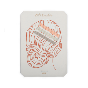 Bobby Pin Set | Peach