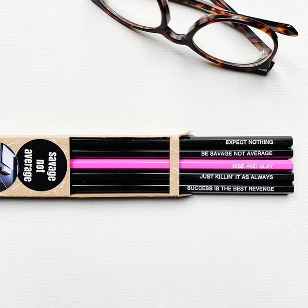 Business Time | Pencil Set