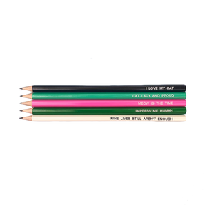 Cat Lover's | Pencil Set