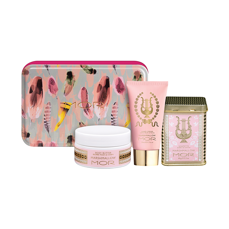 Little Luxuries | Marshmallow Trio Set