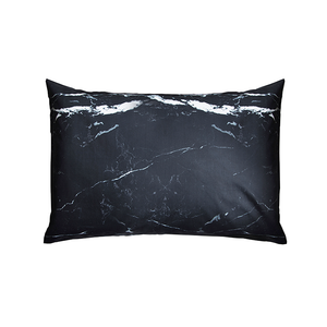 Pillowcase | Black Marble