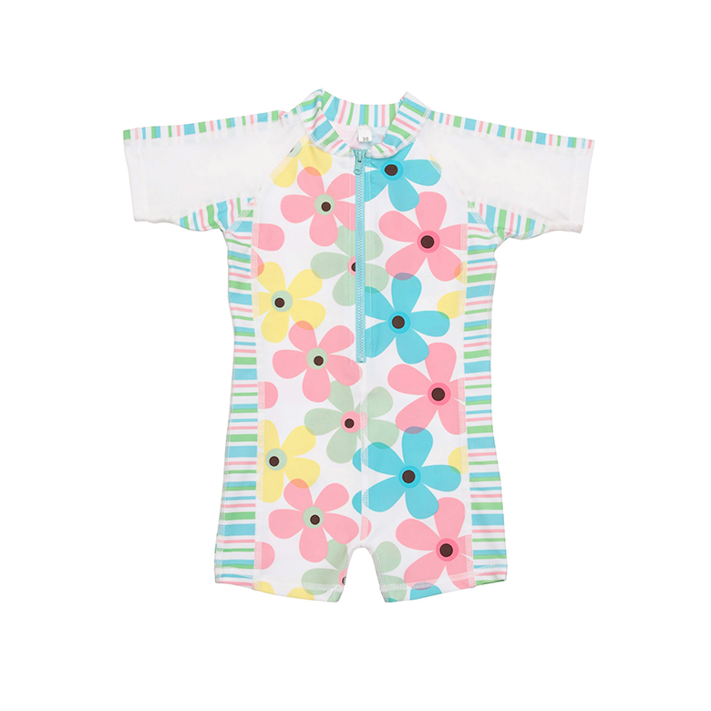Sunsuit | Pastel Flowers