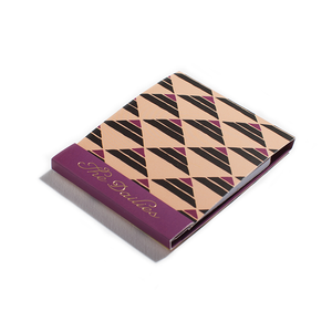 Matchbook Nail File | Lavandula
