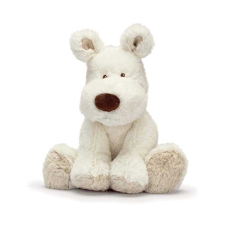 Plush Puppy | Cream