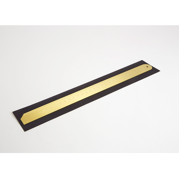 Steel Ruler | Gold