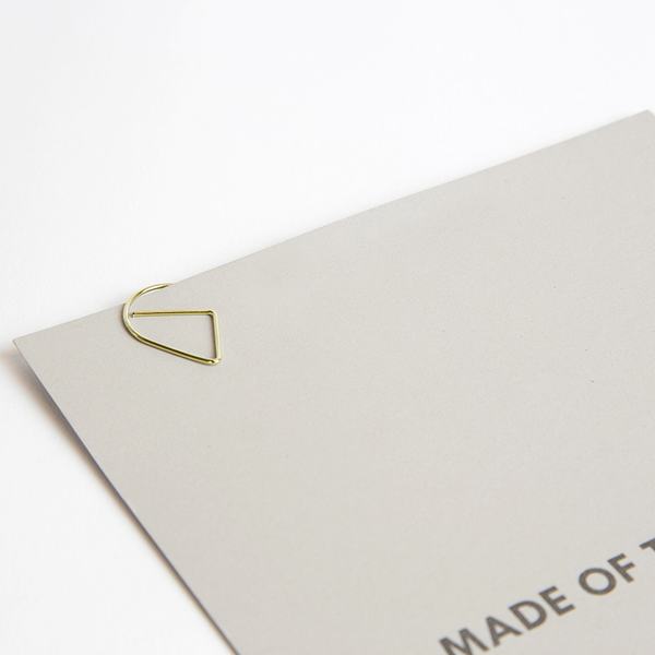 Paper Clips | Gold