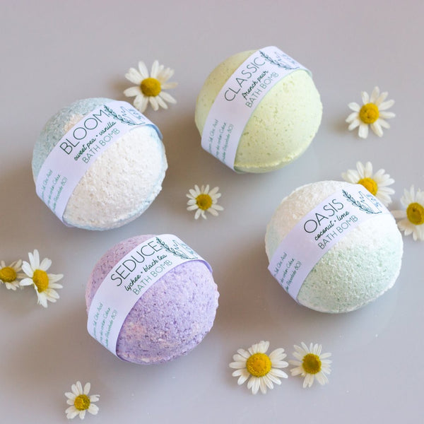 Bath Bomb | Oasis ~ Coconut + Lime