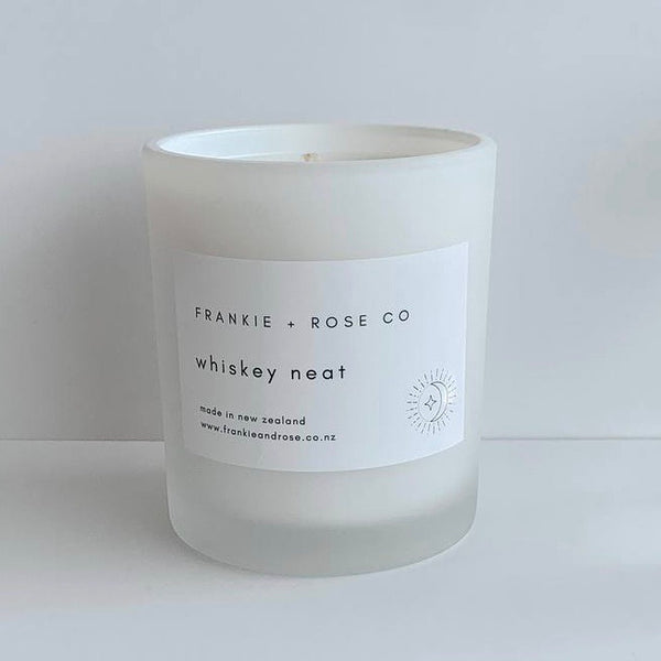 Candle | Whiskey Neat