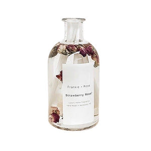 French Style Diffuser + Dried Botanicals | Rasperry & Vanilla Whip