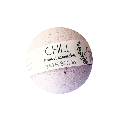 Bath Bomb | Chill ~ French Lavender