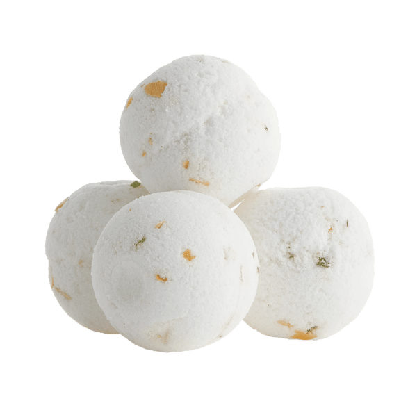 Bath Bomb Set | Green Verbena