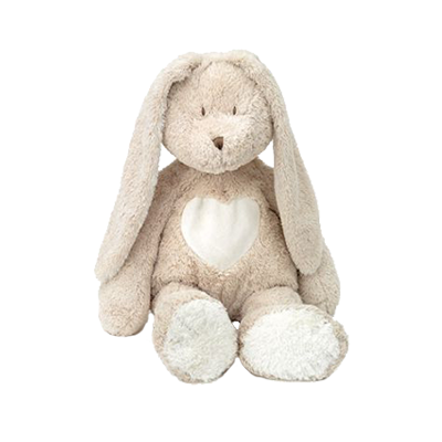 Plush Rabbit | Grey