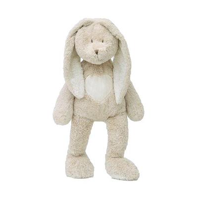 Plush Rabbit | Cream