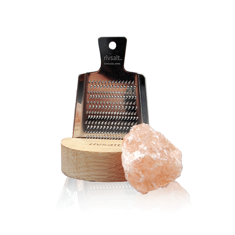 Himalayan Salt & Grater Set