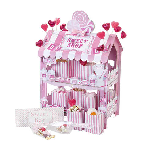 Sweet Shop Stand | Pink