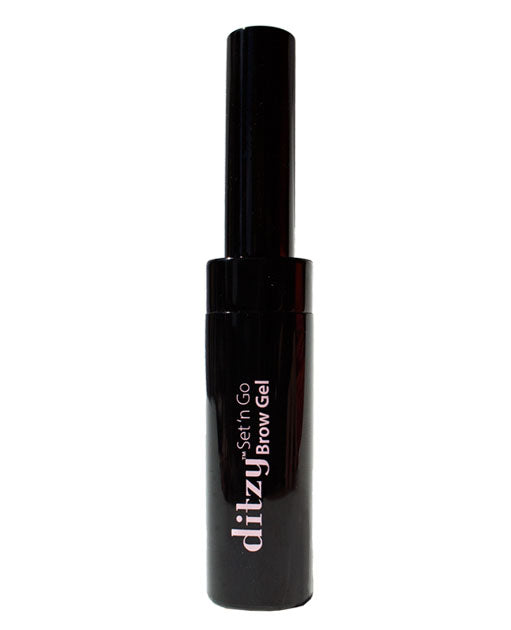 This clear brow gel will keep your brows in perfect submission.   It is a lightweight brush on formula that will not flake or stiffen