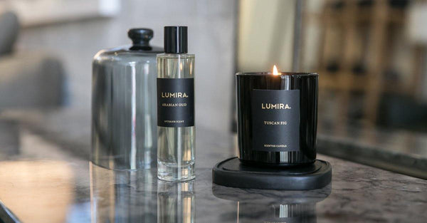 Using scent to frame your day - LUMIRA