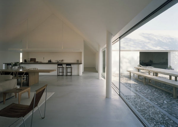 Interiors we admire from John Pawson