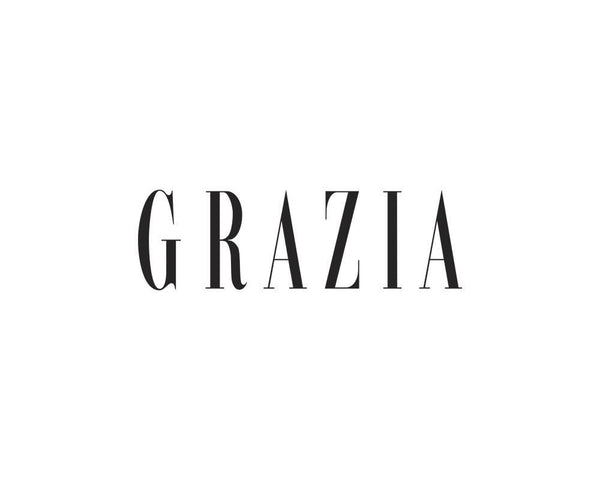 Interview with Grazia - LUMIRA