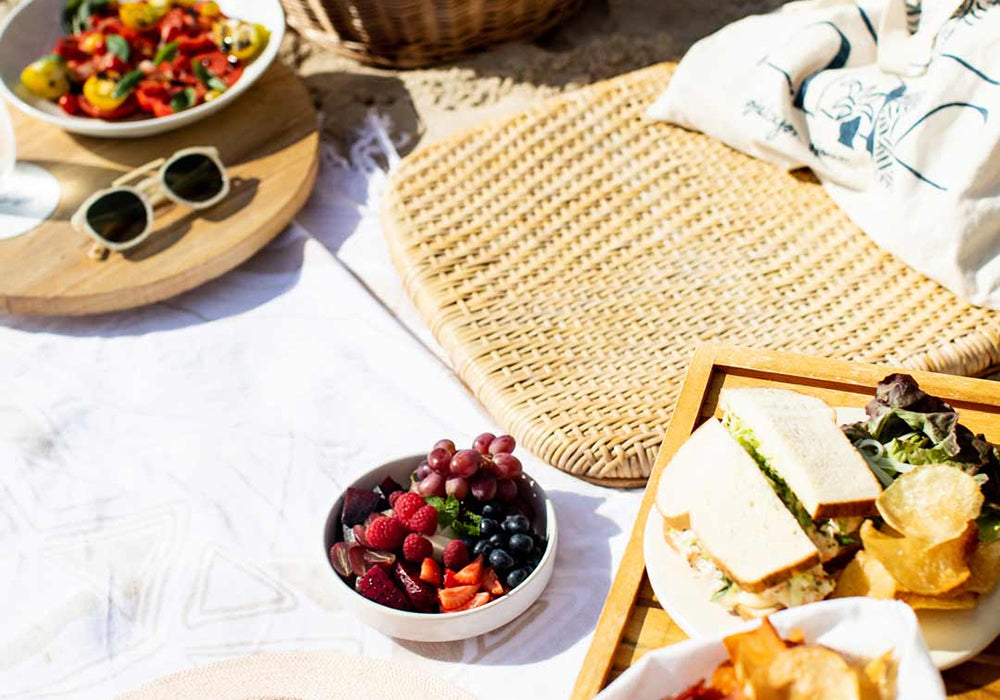 Halcyon House picnic experience